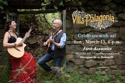 Villa-Palagonia-Laughing-Doorway-album-release